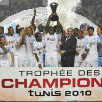Trophée des Champions 2011 ... Direction Tanger au Maroc