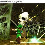 The Legend of Zelda : Ocarina of Time 3D ... Le jeu débarque cet été sur Nintendo 3DS