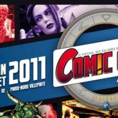 Comic Con de Paris 2011 ... l'affiche officiel (photo)