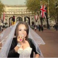 Mariage de Kate et William  ... Une française chante son amour pour le Joli Prince (VIDEO)