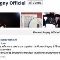 X Factor 2011 sur M6 ... Florent Pagny annule sa participation