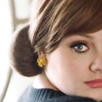 Adele ... A poil dans les rues de Londres