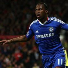 Didider Drogba VIDEO ... il  chante et fait le buzz