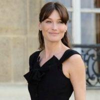 Carla Bruni-Sarkozy enceinte ... A La Conquête du JT de 13 heures de TF1