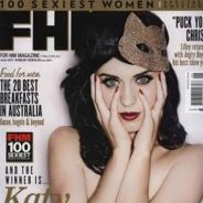 Katy Perry ... Femme la plus sexy du monde pour FHM Australie (PHOTO)