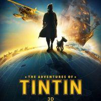 Les Aventures de Tintin : Le Secret de la Licorne ... 2 affiches du film dévoilés