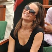 PHOTOS ... Pippa Middleton sexy sous le soleil de Roland Garros