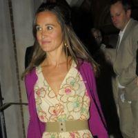 Pippa Middleton ''so fresh'' dans sa petite robe à fleurs (PHOTOS)
