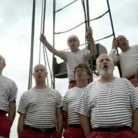 Les Marins d'Iroise ... Découvrez le clip de Santiano (VIDEO)