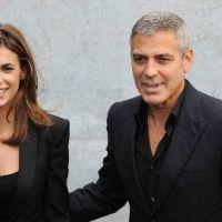 George Clooney célibataire ... avec Elisabetta Canalis, c'est fini (OFFICIEL)