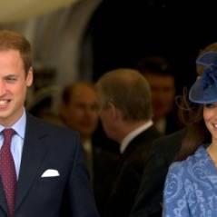 Kate et William font la course ... à vos marques, prêts, pagayez