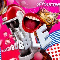 Sodastream ... Une machine pour faire vos propres boissons