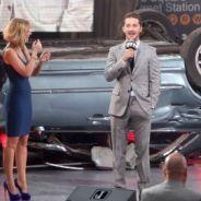 PHOTOS ...Transformers 3 à New York : avant-première gigantesque à Times Square