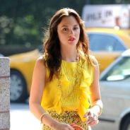 Gossip Girl saison 5 : Leighton Meester de retour sur les plateaux de tournage (PHOTOS)