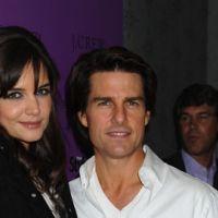 Suri Cruise ... la fille de Katie Holmes et Tom Cruise au cinéma