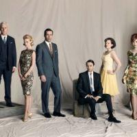 PHOTO - Mad Men saison 5 : dans les coulisses du tournage