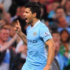 VIDEO - Sergio Aguero à Manchester City : 2 buts et 1 passe décisive pour commencer