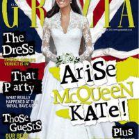Kate Middleton anorexique ... à cause de Grazia (PHOTO)