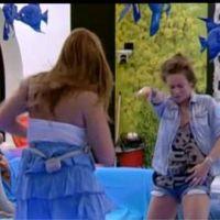 Secret Story 5 : Soirée bleue, Aurélie et Juliette se déchaînent (VIDEO)