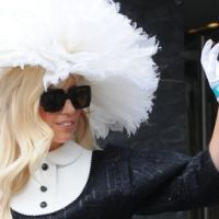PHOTOS - Lady Gaga : une coiffe spectaculaire à New York
