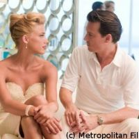 Rhum Express : Une nouvelle photo du film avec Johnny Depp (PHOTO)