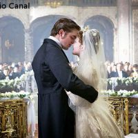 PHOTOS - Le mariage de Robert Pattinson : En photo pour Bel Ami