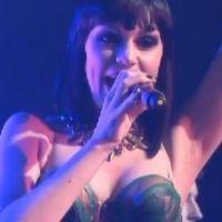 VIDEO EXCLU  - Jessie J.: son titre LOVE en live à Londres