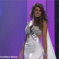 Miss Univers 2011 : Malika Ménard voit Laury Thilleman dans les favorites