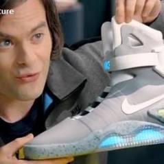 Nike : La marque ressort les baskets Nike Air MAG ... en miniatures
