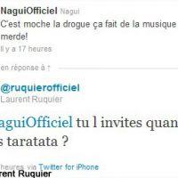 Christophe Hondelatte : Nagui et Laurent Ruquier se rient de lui sur Twitter