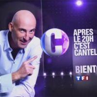Après le 20h c'est Canteloup et Nikos sur TF1 ...  vidéos avec Laurence Ferrari et Claire Chazal