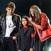 Michael Jackson : ses enfants obligés d'assister au concert hommage en plein procès Murray (PHOTOS)