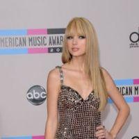 Taylor Swift : élue femme de l'année 2011