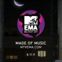 MTV EMA 2011 : Jessie J, Coldplay et LMFAO mettront le feu sur scène