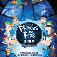 Phinéas et Ferb : sur Disney Channel le 25 octobre 2011
