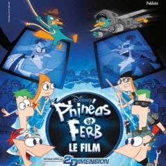 Phinéas et Ferb : sur Disney Channel le 25 octobre 2011