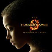 EXCLU : Hunger Games : une affiche française avec Rue