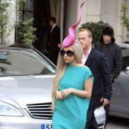 Lady Gaga se soulage dans une poubelle à Londres et nous présente une nouvelle tenue (PHOTOS)
