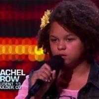 Rachel Crow dans X Factor : les Rolling Stones, après Bieber et Beyoncé (VIDEO)