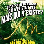 Sur la piste du Marsupilami : une affiche hilarante (PHOTO)