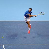 Masters Londres 2011 : Tsonga bat Nadal et file en demi-finale