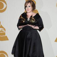 Adele enfin de retour : elle chantera en live aux Grammy Awards 2012