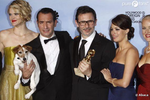 The Artist, grand gagnant des Golden Globes
