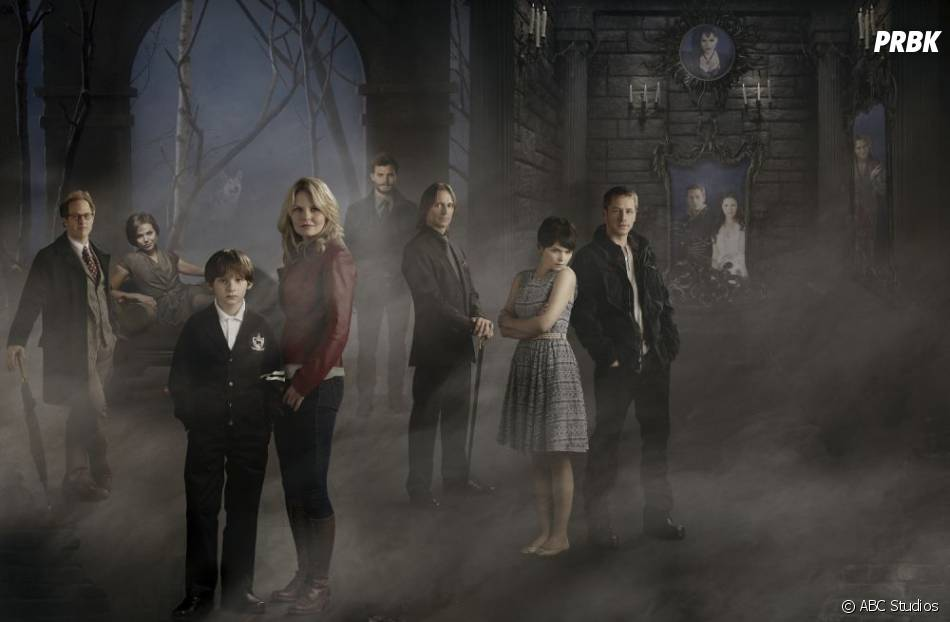 Once Upon a Time en léger recul