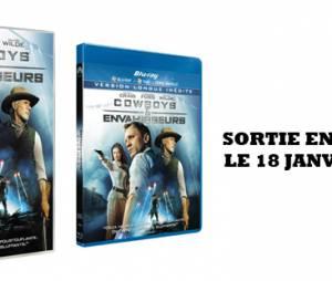Cowboys & Envahisseurs en DVD et Blu-Ray