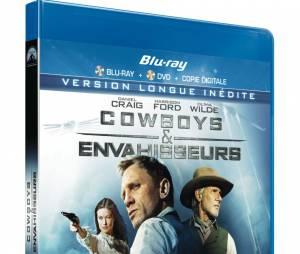 Cowboys & Envahisseurs : le Blu-Ray