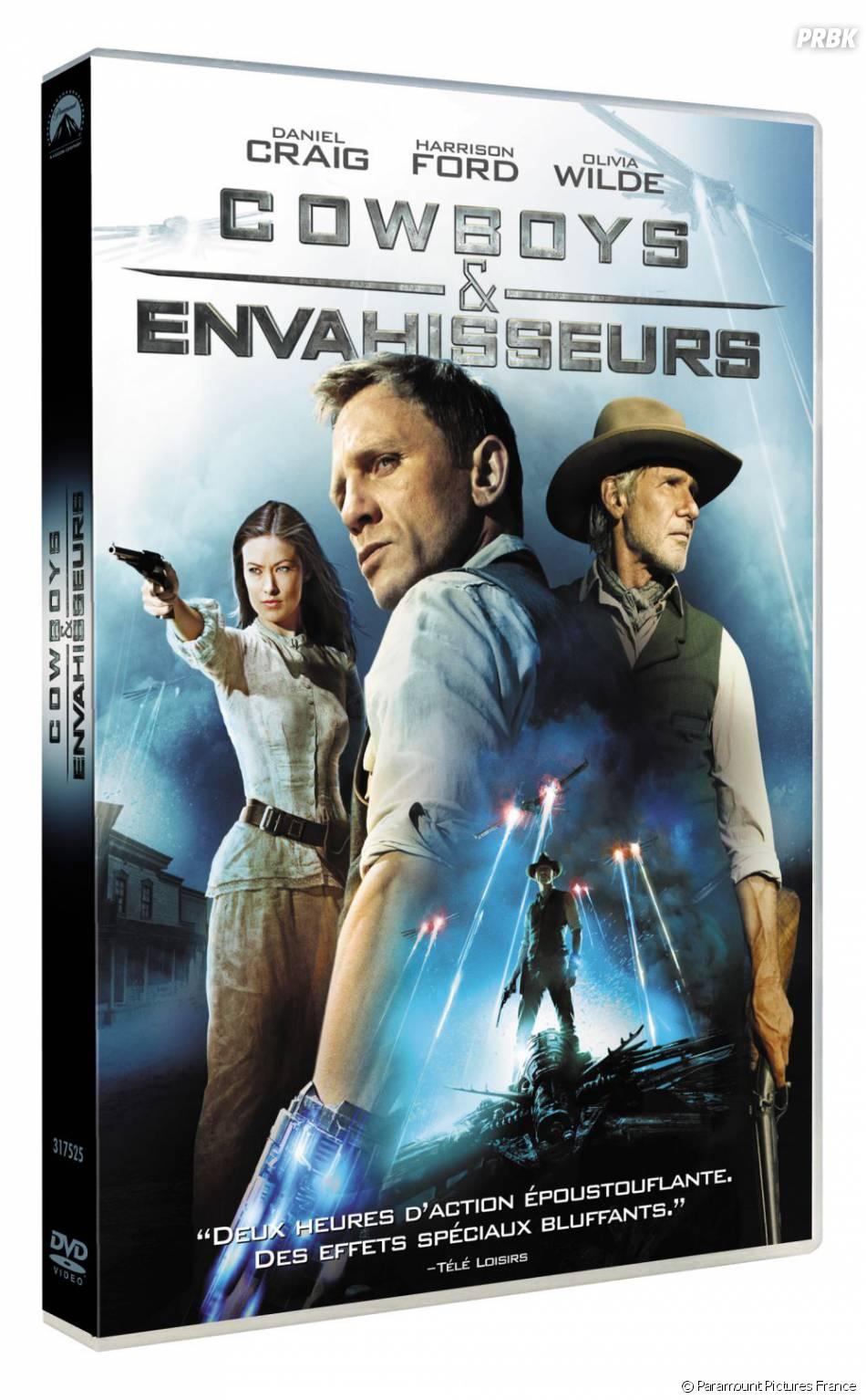 Cowboys & Envahisseurs en DVD