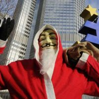 Anonymous venge Megaupload : Sony morfle, Facebook, Twitter et Youtube épargnés