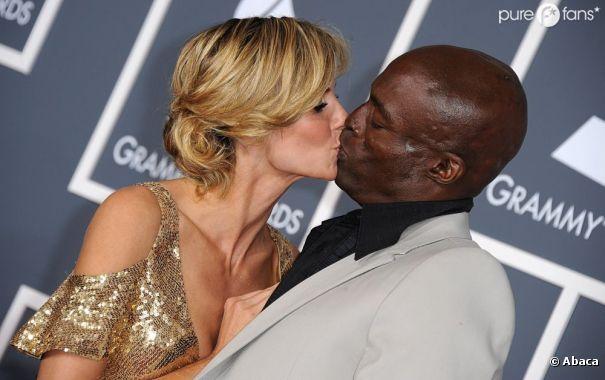 Heidi Klum et Seal semblaient si heureux...