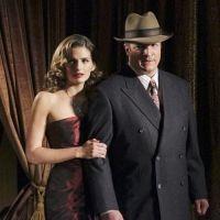 Castle saison 4 : Richard face à une Kate en femme fatale des années 40 (PHOTOS)